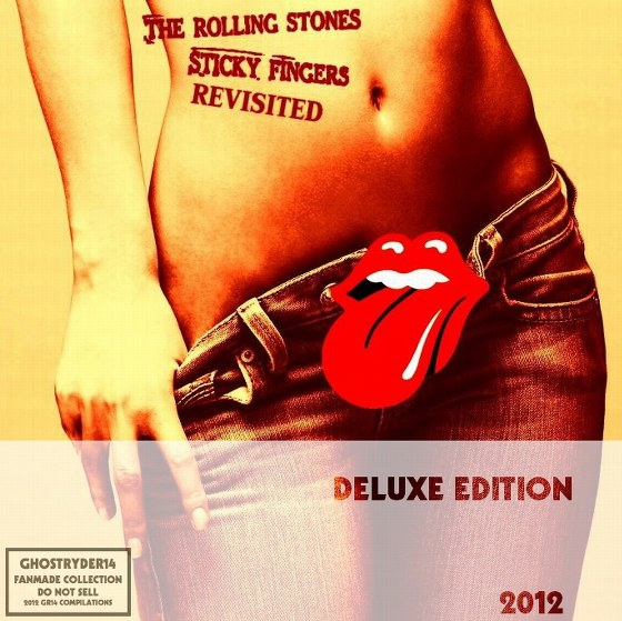 скачать The Rolling Stones. Sticky Fingers Revisited (2012)