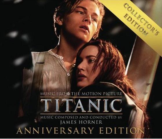 скачать Titanic: Collector's Anniversary Edition. Саундтрек (2012)