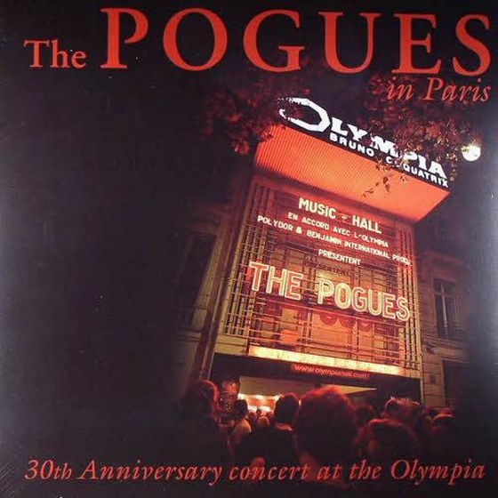 скачать The Pogues. The Pogues in Paris: 30th Anniversary Concert at the Olympia (2012)