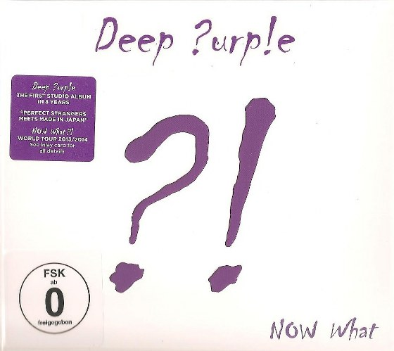 Deep Purple. Now What?! Deluxe Edition (2013)