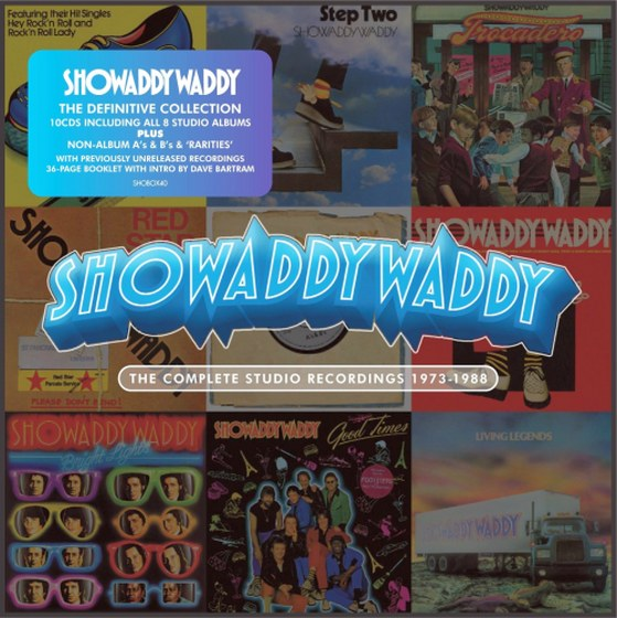 Showaddywaddy. The Complete Studio Recordings 1973-1988 (2013)