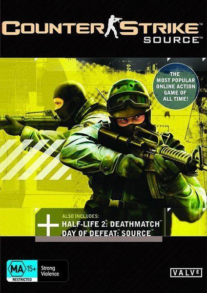 Counter Strike: Source. Modern Warfare 3 (2012)