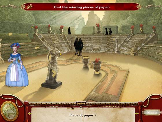 скриншот к игре Marie Antoinette and the Disciples of Loki