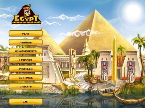 картинка к игре Egypt: Secret of five Gods