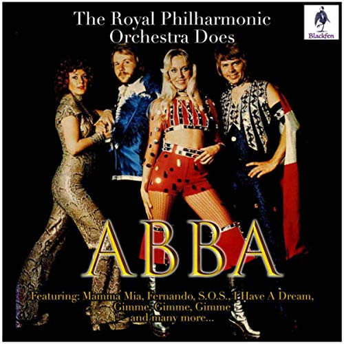 Royal Philharmonic Orchestra. Abba (2019)