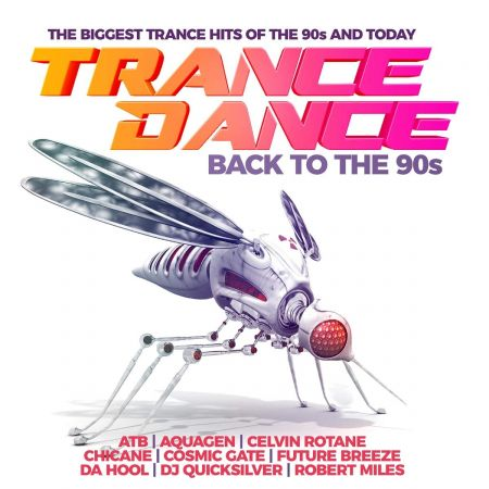 Trance Dance Back To The 90's (2019)