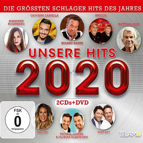 Unsere Hits 2020