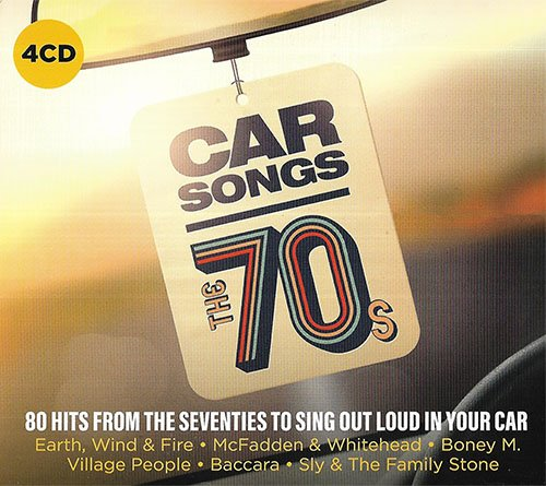 Car Songs The 70's