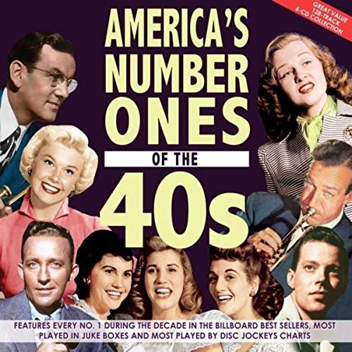 America's Number 1's Of The 40's
