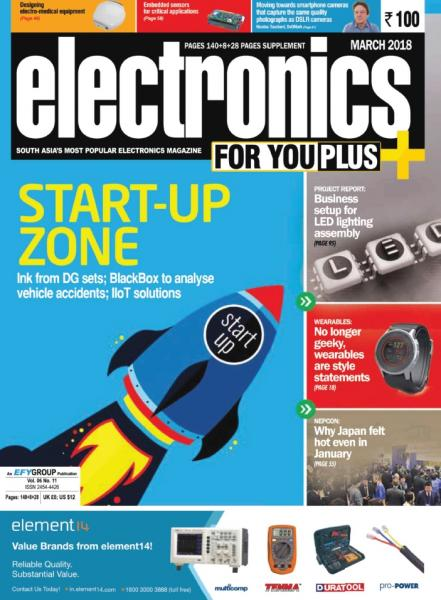 Electronics For You №3 (March 2018)