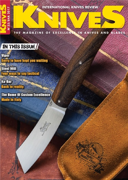 Knives International Review №33 (2017)