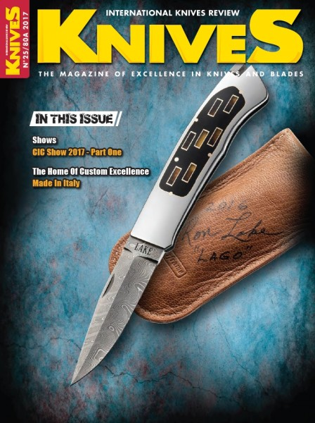 Knives International Review №25 (2017)