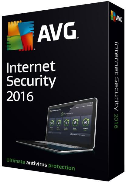 AVG Internet Security 2016 16.0.7226