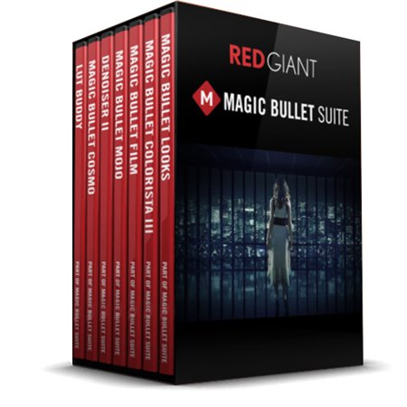 Red Giant Magic Bullet
