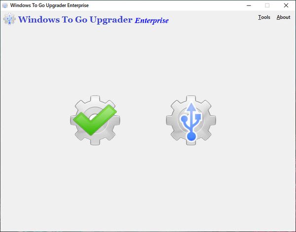 EasyUEFI Windows To Go Upgrader Enterprise