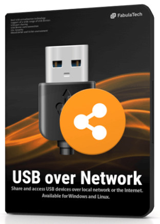 FabulaTech USB over Network 6.0.4.3