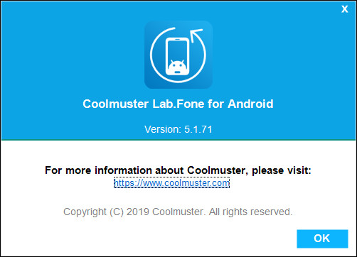 Coolmuster Lab.Fone for Android 5.1.71