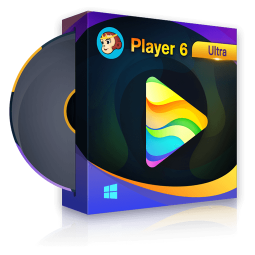 DVDFab Player Ultra 6