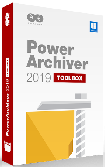 PowerArchiver 2019