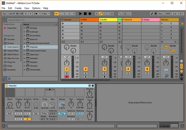 Ableton Live Suite 10.1.1