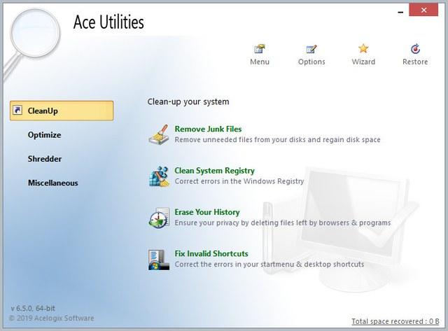 Ace Utilities 6.5.0 Build 297