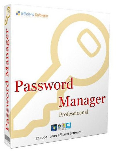 Efficient Password Manager