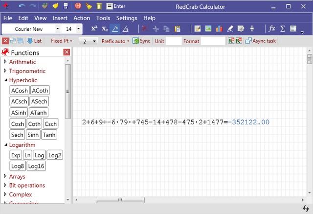 RedCrab Calculator PLUS 7.3.0.706