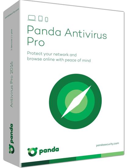 Panda Antivirus Pro