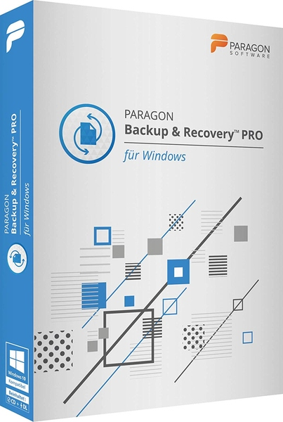 Paragon Backup & Recovery PRO 17