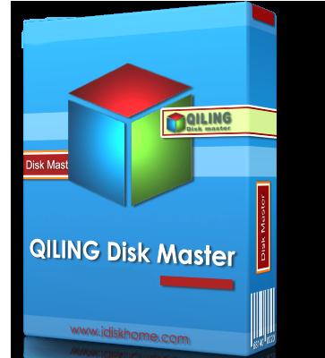 QILING Disk Master