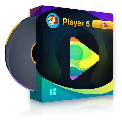 DVDFab Player Ultra 5
