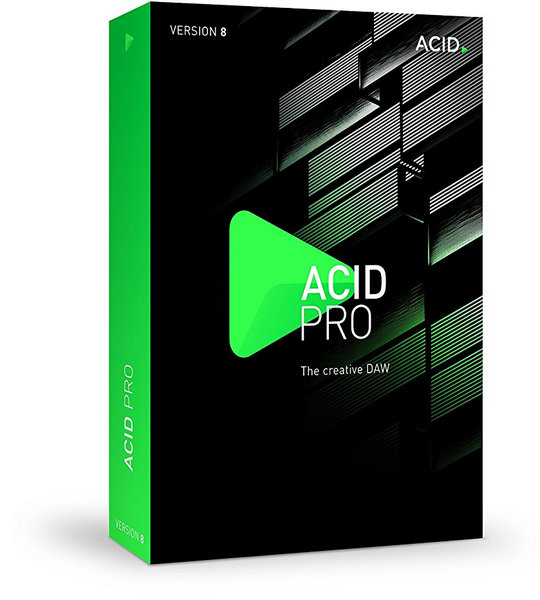 MAGIX ACID Pro 8.0.3 Build 223