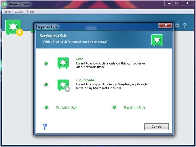 Steganos Safe 20.0.0 Revision 12366