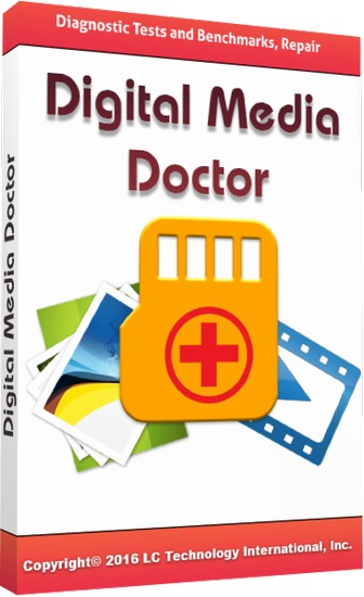 LC Technology Digital Media Doctor 2017 Pro