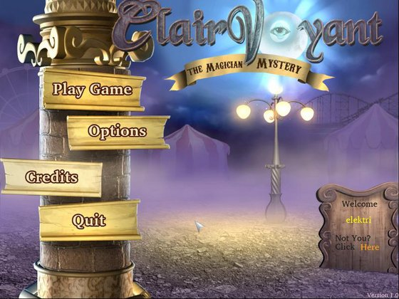 Clairvoyant: The Magician Mystery (2012)