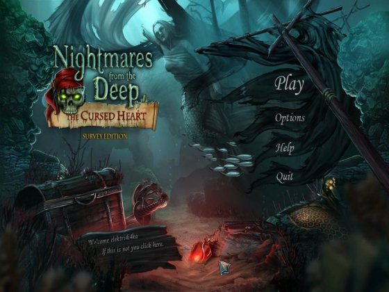 Nightmares from the Deep: The Cursed Heart (2012/Beta)