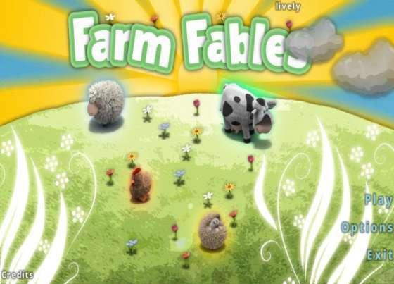 Farm Fables (2012)