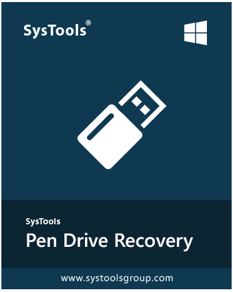 SysTools Pen Drive Recovery 8