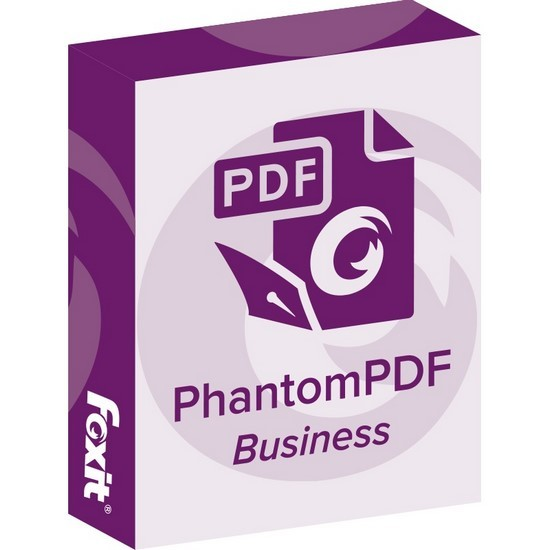 Foxit PhantomPDF Business 9