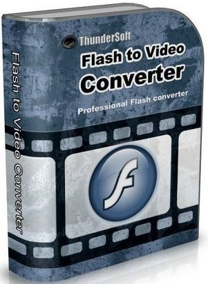 ThunderSoft Flash to Video Converter 2.3.8.0 + Portable