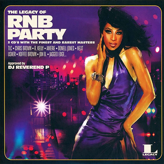 The Legacy Of Rnb Party (2016)
