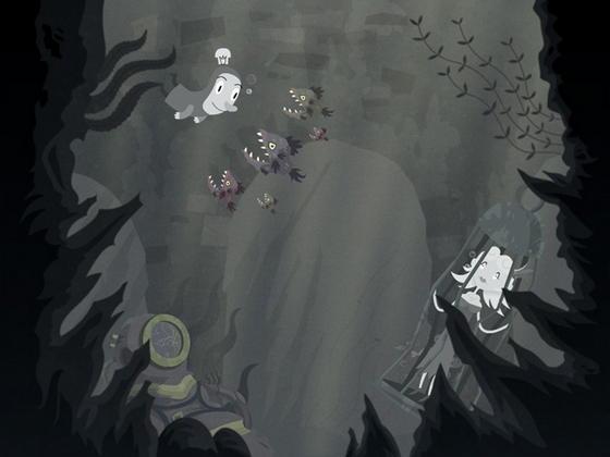 скриншот игры Гамлет