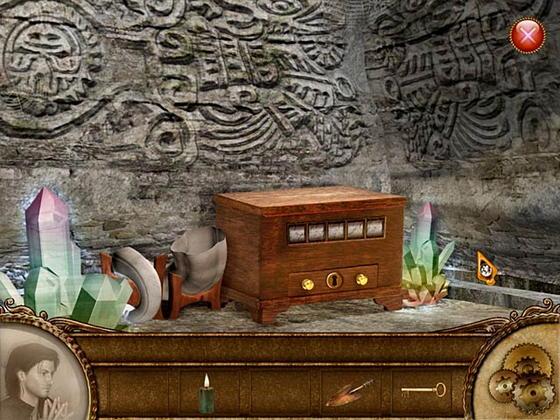 скриншот игры Доминик Крэйн. Загадка снов