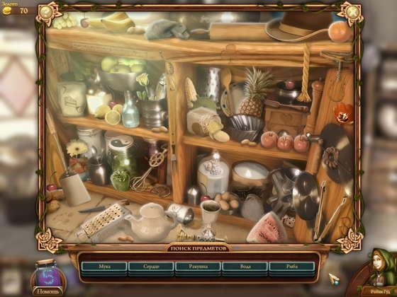Приключения Робин игра 3