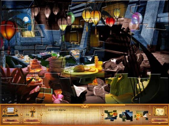картинка к игре Потерянные сокровища