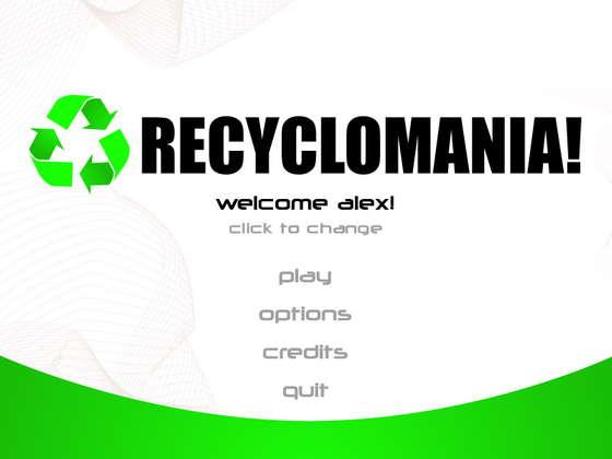картинка к игре Recyclomania