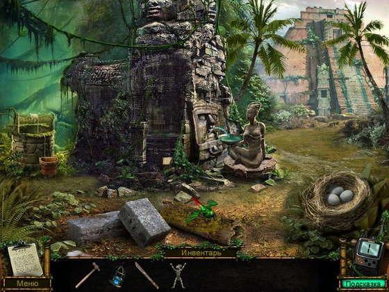 картинка к игре Хроники Сандры Флеминг. Хрустальные черепа