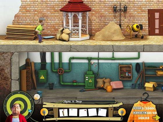 картинка к игре Как достать соседа. Каникулы олигарха