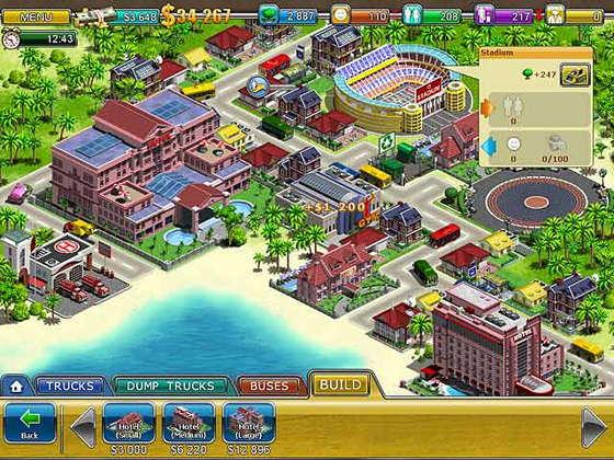 картинка к игре Virtual City 2: Paradise Resort