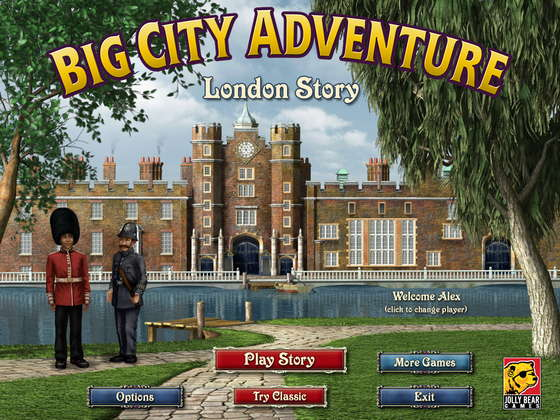скриншот игры Big City Adventure: London Story
